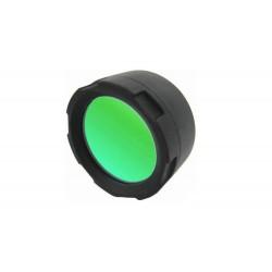 Зеленый фильтр для Olight M21, Armytek Predator/Viking