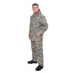 Мужской костюм Биостоп Оптимум (зеленый камуфляж)