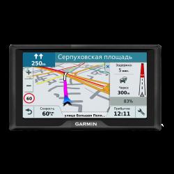 Автомобильный навигатор Garmin  DRIVE 61 RUS LMT